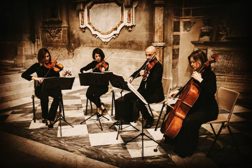 Etruria String Quartet